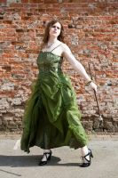 Green Witch 4 by Random-Acts-Stock