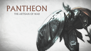 Pantheon - The Artisan of War by Welterz