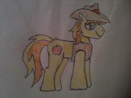 Colour Braeburn by kaidanXD