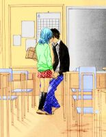 My own school time romance by hinsts