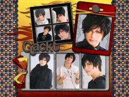 Red Hot Gackt by midori711c