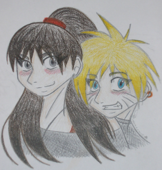 Naruto: Young, crazy lovers... by Megzxx