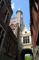 Bruges Skyline 7 by OghamMoon