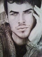 Ian Somerhalder by EshiraArt