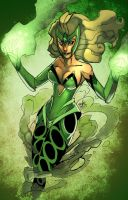 Enchantress by toonfed