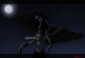 loneliness2 by Vongrell