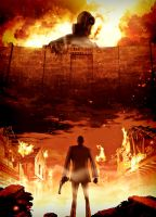 Attack on pyro by Nafoul