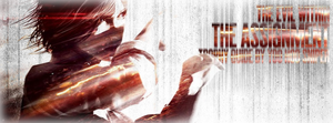 Banner - The Evil Within: The Assignment by ericvoltage