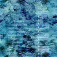 Bluish Without rams tile WALLP by Kna