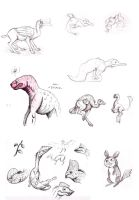 sketches of some things by deinoscaos