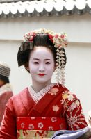Red maiKo by jyoujo
