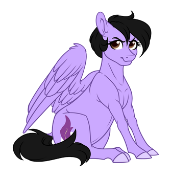 {Commission} : Quilly by Micky-Ann