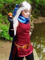 Micaiah and Yune Fire Emblem by KittyKarlson