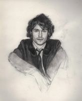 Hugh Dancy WIP by musis-amica