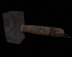 Realistic Hammer by SnowLeopard217