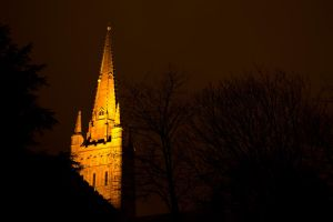 Norwich Cathedral by Preachman