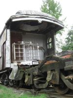 Antique Train 2 by SerendipityStock