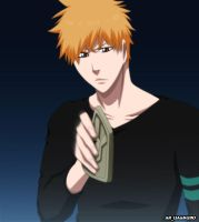 Bleach 452 - Ichigo by AR-UA