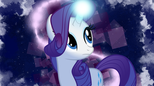 Rarity Wallpaper Version 1 by CKittyKat98