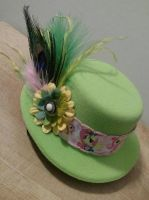 Green Fluttershy Mini Hat by Smerkalot