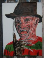 Freddy Krueger by Synbag