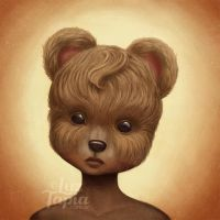 Little bear by LuzTapia