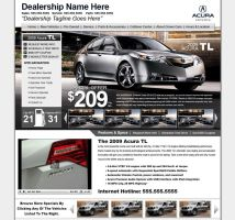 Auto Web Special Design by xstortionist