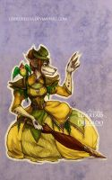 Disney meets Warcraft - Jane by LiberLibelula