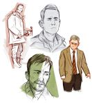 Fargo sketches by carbonaras