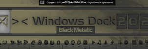 Black Metalic for XWD 2.0.2 by vi20RickrMetal12us