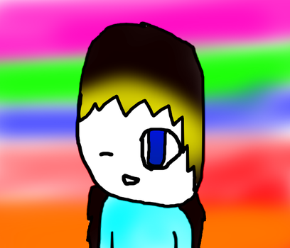 Me by Sammy-the-cat1