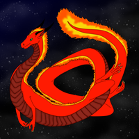Dragon Red by Smigolson