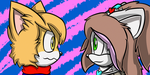 [Com] Lucas and Iris Icons (click to view!) by JemiDove