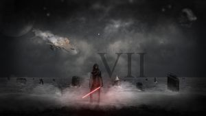 Star Wars Episode VII - my vision - wallpaper by MichalNowak