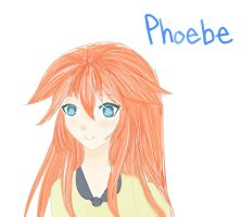 OC Phoebe by Rinni-Boo