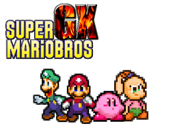SMBGX - The Heroes of the Series by xXBrawlStudiosXx