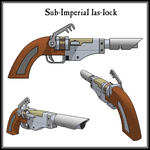 Imperial laslock by TemplateConstruct