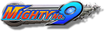 Mighty No 9 Logo Cropped by RadzHedgehog