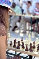The chess tournament by MayaVogrin