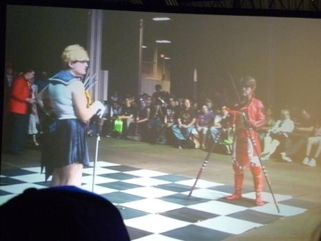 Cosplay Chess 16 by tisnarutard