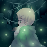 Firefly Forest by Mi-chan4649