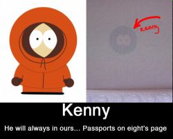 KENNY by Kahuluon