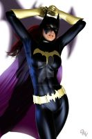 Batgirl03 by CodenameZeus