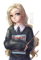 Luna Lovegood. Fixed by Kotikomori