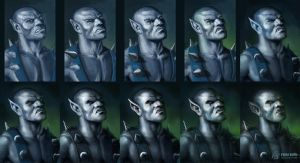 Panthro - making of by Fabvalle