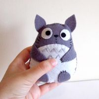 more totoro please by yael360