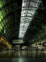 Ghost Station HDR by youwha