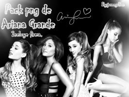 Pack Png De Ariana Grande by joseegalban