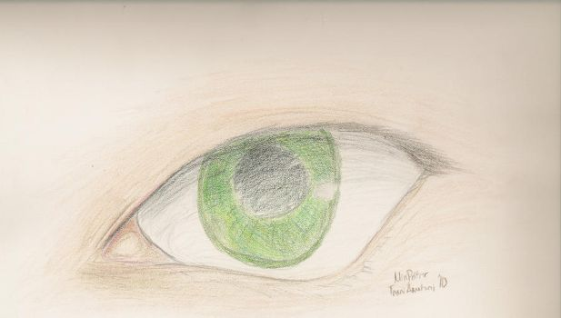 I see you by Lovett91