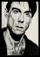 Iggy Pop Spot on by monstarart